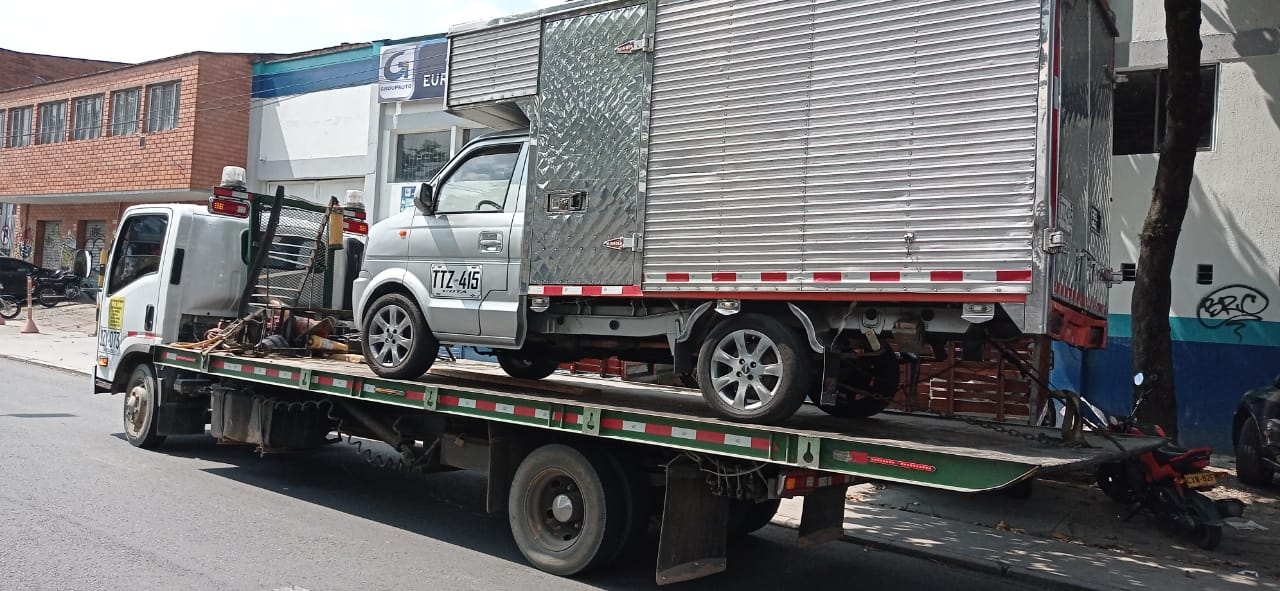 grua para camion